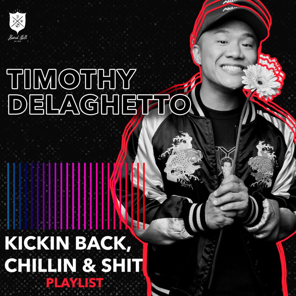 Kickin Back, Chillin & Shit
